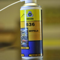 636 OMICRON – JAMAICAN BASE UNIVERSAL MAINTENANCE OIL SPRAY
