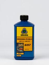 697 OMICRON – BRAKE FLUID DOT 5.1 ABS SX